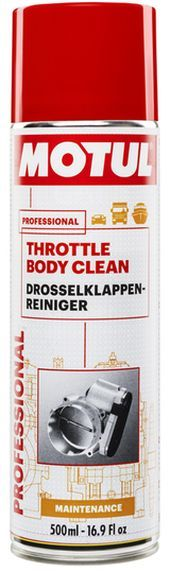 Очиститель дроссельной заслонки Motul Throttle Body Clean