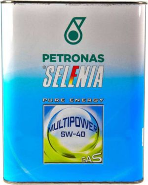Selenia Multipower Gas 5W-40