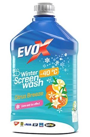 Омыватель зимний MOL Evox Winter Citrus Breeze (–40C)