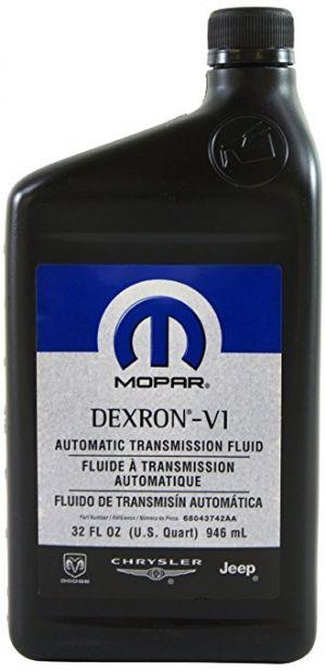Mopar Dexron VI