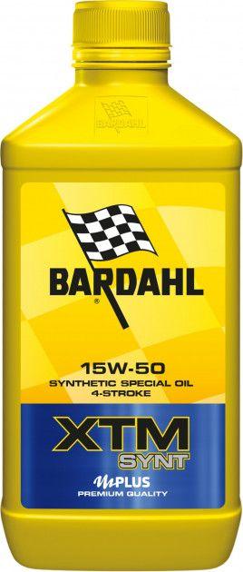 Bardahl XTM SYNT 15W-50 4T