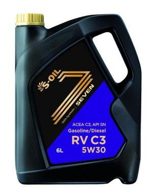 S-Oil SEVEN RV C3 5W-30