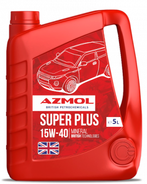 AZMOL Super Plus 15W-40