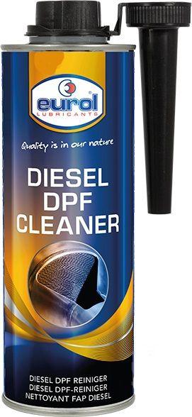 Присадка в дизтопливо (Очиститель сажевого фильтра) Eurol DPF Cleaner