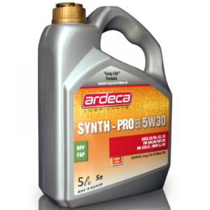Ardeca SYNTH-PRO 5W-30
