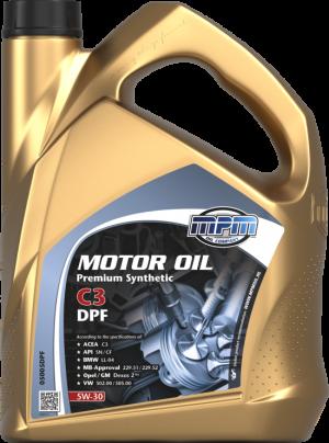 MPM Premium Synthetic C3 DPF 5W-30