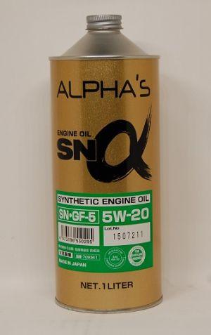 Alpha's SN-α 5W-20