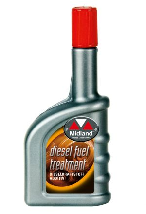 Присадка в дизтопливо (Очиститель топливной системы) Midland Diesel Fuel Treatment