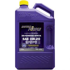 Royal Purple API-LICENSE MOTOR OIL 0W-20