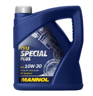 MANNOL 7512 Special Plus 10W-30