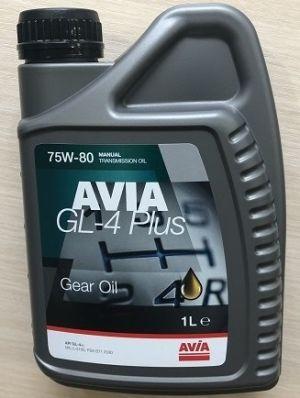 Avia Gear Oil 75W-80 GL-4+
