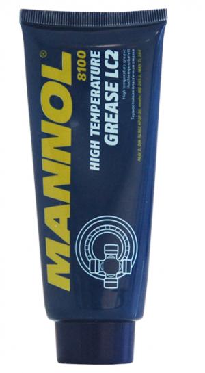 Многоцелевая смазка (литиевый загуститель) MANNOL LC-2 High Temperature Grease
