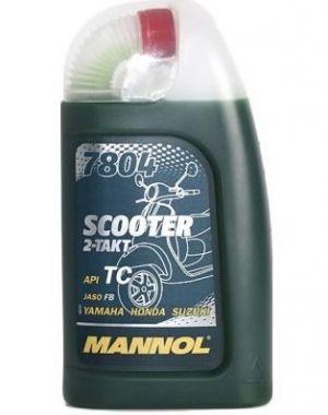 MANNOL 7804 Scooter 2-Takt API TC