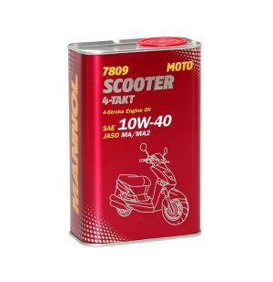 MANNOL 7809 Scooter 4-Takt 10W-40