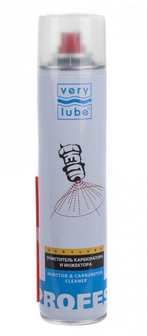 Очиститель карбюратора и инжектора (универсальный) Xado Verylube
