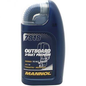 MANNOL 7818 Outboard 2-Takt Premium