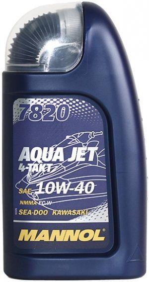 MANNOL 7820 Aqua Jet 4-Takt 10W-40