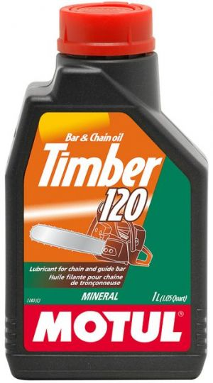 Масло для цепей бензопил Motul Timber 120