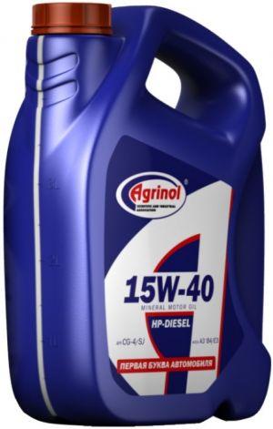Agrinol 15W-40 CG-4/SJ