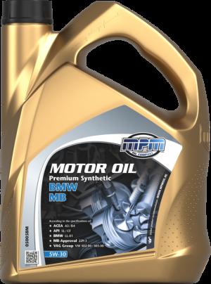 MPM Premium Synthetic BMW/MB 5W-30
