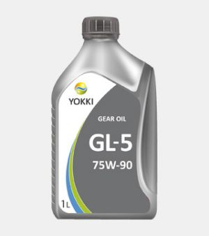 YOKKI IQ Synt Gear GL5 75W-90