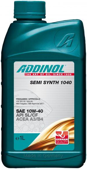 Addinol Semi Synth 1040 10W-40