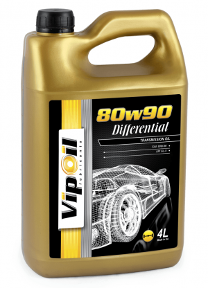 VipOil Differential Oil 80W-90