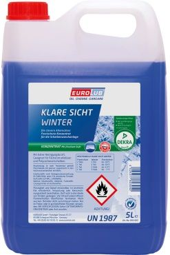 Омыватель зимний Eurolub Kkare Sicht Winter (-80C)