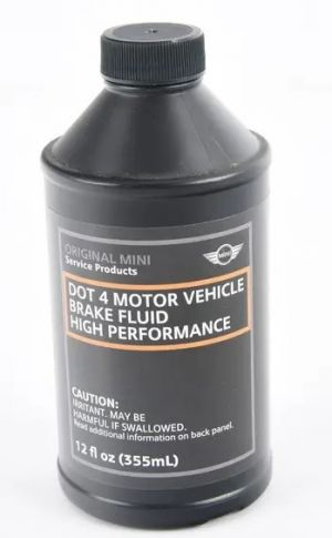 Mini Brake Fluid DOT-4