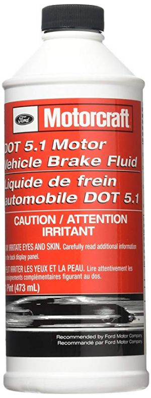 MOTORCRAFT DOT 5.1 Brake Fluid