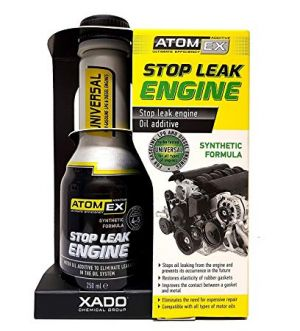 Стоп-течь моторного масла Xado Stop Leak Engine