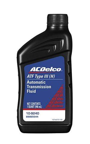 AcDelco Dexron III ATF