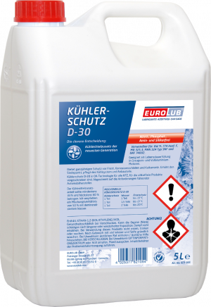 Eurolub Kuhlerschutz D-30