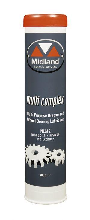 Midland MULTI COMPLEX NLGI 2