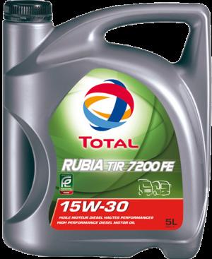 Total Rubia TIR 7200 FE 15W-30