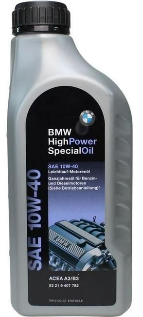 BMW High Power Special 10W-40