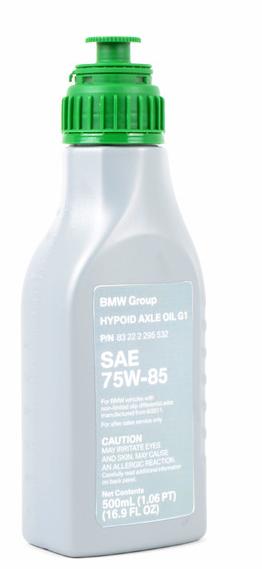 BMW Hypoid Axle Oil G1 75W-85