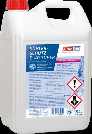 Eurolub Kuhlerschutz D-40 Super (-70C, фиолетовый)