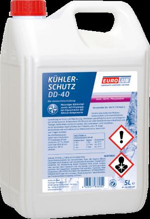 Eurolub Kuhlerschutz DD-40 (-70C, фиолетовый)