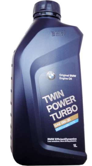 BMW Twin Power Turbo Longlife-12 FE 0W-30