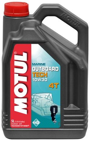 Motul Outboard Tech 4T 10W-30