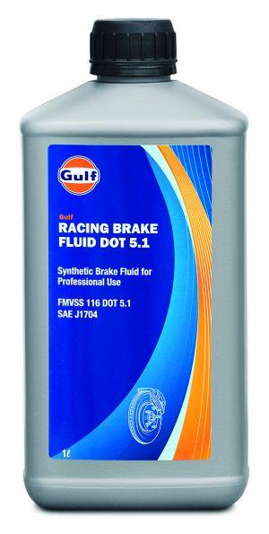 GULF Racing Brake Fluid DOT 5.1