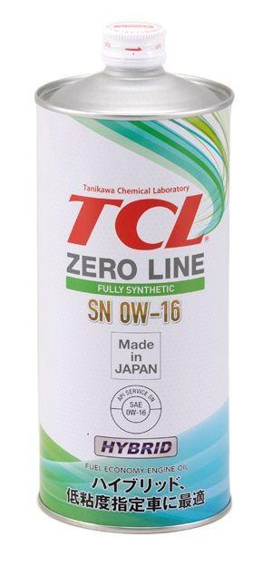 TCL Zero Line 0W-16 SN