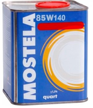 Mostela GL-5 85W-140