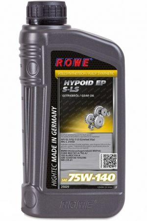 Rowe HighTec Hypoid EP 75W-140 S-LS