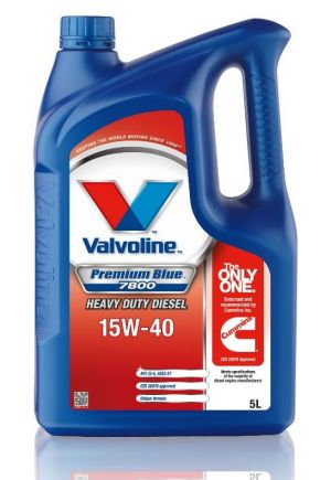 VALVOLINE Premium Blue 7800 15W-40