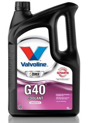 Valvoline Zerex G40 Coolant Concentrate (-70C, красный)