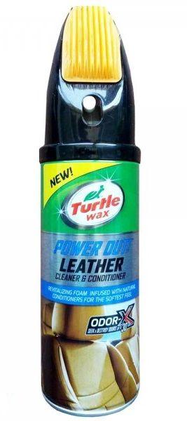 Очиститель и кондиционер для кожи Turtle Wax Odor-X
