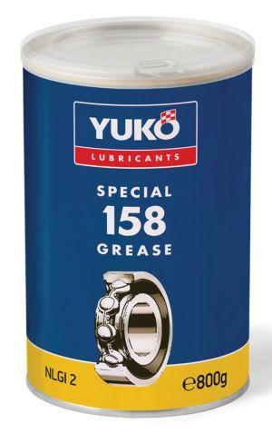 Многоцелевая смазка (литиевый загуститель) Yuko №158