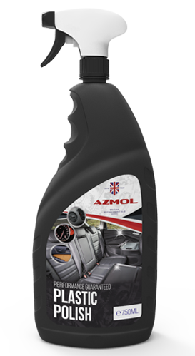 Полироль для пластика AZMOL Plastic Polish